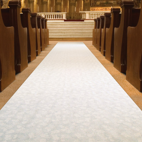 Aisle Runner Disposable 50ft A Z Rent All