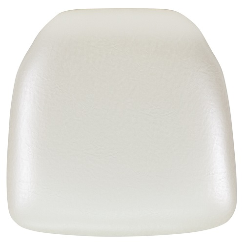 ivory vinyl chair cushion